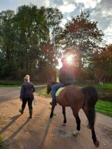 therapeutisch paardrijden